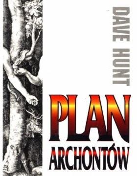 Okładka książki Plan Archontów