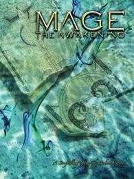 Okładka książki Mage: The Awakening