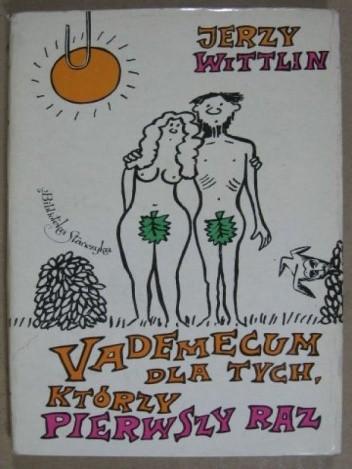 Okładka książki Vademecum dla tych, którzy pierwszy raz