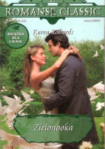 Okładka książki Zielonooka