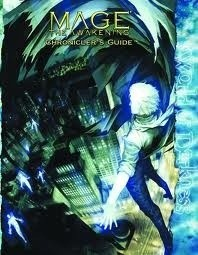 Okładka książki Mage Chronicler's Guide