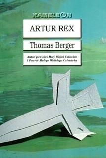 Okładka książki Artur Rex