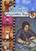 Okładka książki Kalwin przyjacielem Boga