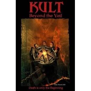 Okładka książki Kult: Beyond the Veil