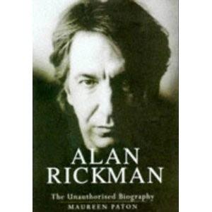 Okładka książki Alan Rickman: The Unauthorized Biography