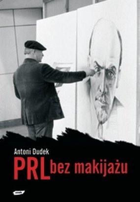 Okładka książki PRL bez makijażu