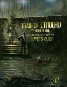 Okładka książki Trail of Cthulhu