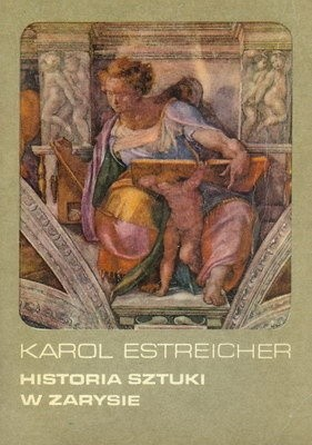 Okładka książki Historia sztuki w zarysie
