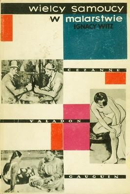 Okładka książki Wielcy samoucy w malarstwie