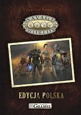 Okładka książki Savage Worlds (Edycja Polska)
