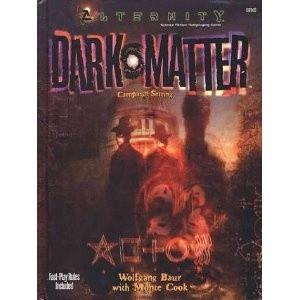Okładka książki Dark Matter