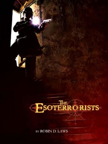 Okładka książki The Esoterrorists