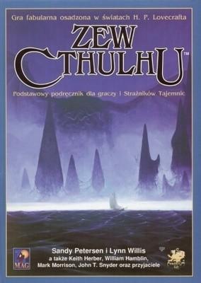 Okładka książki Zew Cthulhu 5.5