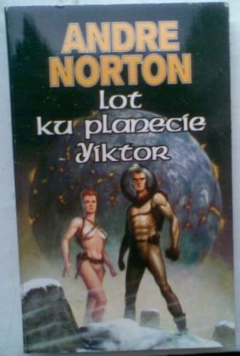 Okładka książki Lot ku planecie Yiktor