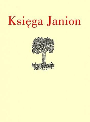 Okładka książki Księga Janion