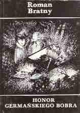 Okładka książki Honor germańskiego bobra