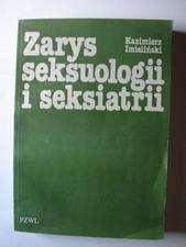 Okładka książki Zarys seksuologii i seksiatrii