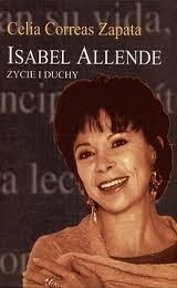 Okładka książki Isabel Allende. Życie i duchy