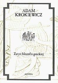 Okładka książki Zarys filozofii greckiej