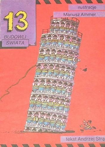 Okładka książki 13 budowli świata