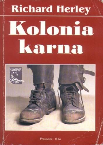 Okładka książki Kolonia karna