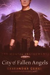 Okładka książki City of Fallen Angels