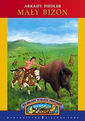 Okładka książki Mały Bizon