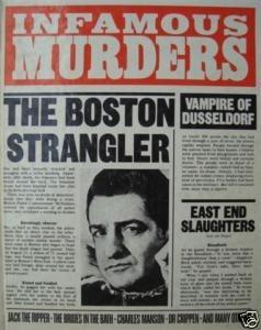 Okładka książki Infamous Murders