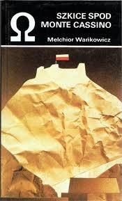 Okładka książki Szkice spod Monte Cassino
