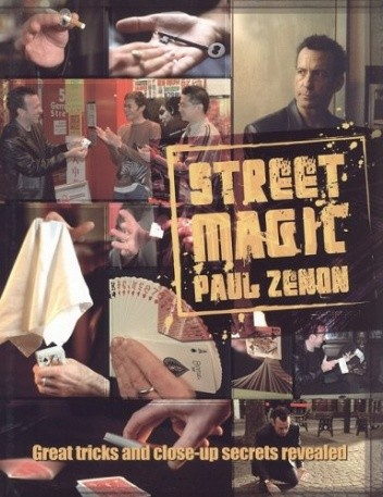 Okładka książki Street Magic