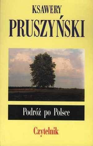 Okładka książki Podróż po Polsce