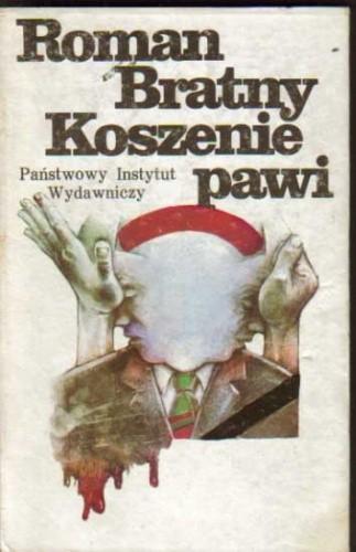 Okładka książki Koszenie pawi