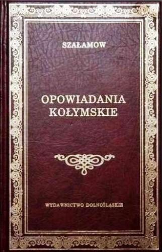 Okładka książki Opowiadania kołymskie