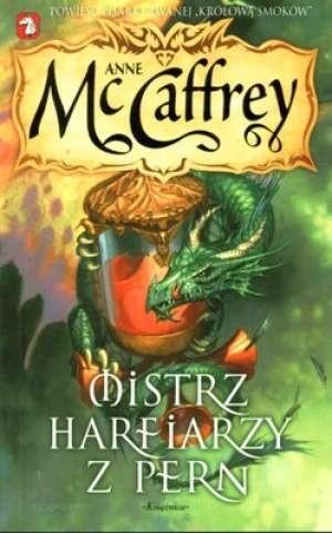 Okładka książki Mistrz harfiarzy z Pern