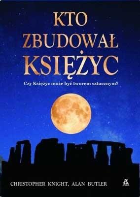 Okładka książki Kto zbudował Księżyc