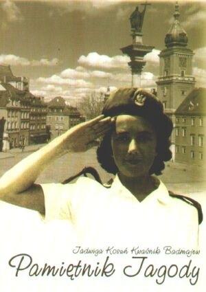 Okładka książki Pamiętnik Jagody