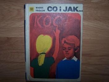 Okładka książki Co i jak...