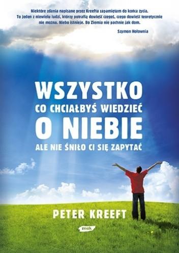 Okładka książki Wszystko co chciałbyś wiedzieć o niebie