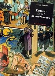 Okładka książki Komiks: świat przerysowany