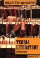 Okładka książki Teoria literatury
