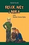 Okładka książki Felix, Net i Nika oraz Bardzo Senna Ryba
