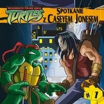 Okładka książki Spotkanie z Caseyem Jonesem