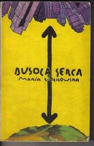 Okładka książki Busola serca