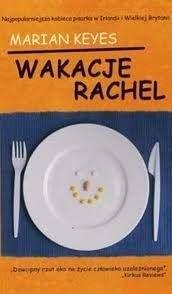Okładka książki Wakacje Rachel