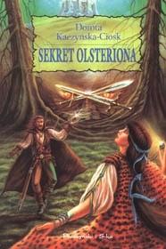 Okładka książki Sekret Olsteriona