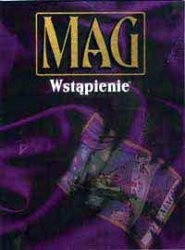 Okładka książki Mag: Wstąpienie