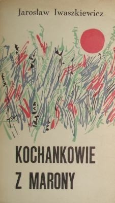 Okładka książki Kochankowie z Marony