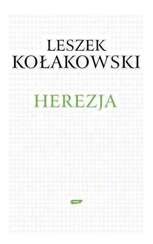 Okładka książki Herezja
