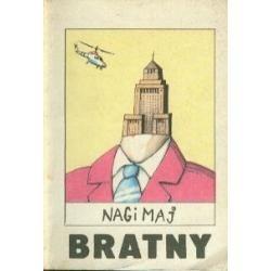 Okładka książki Nagi maj