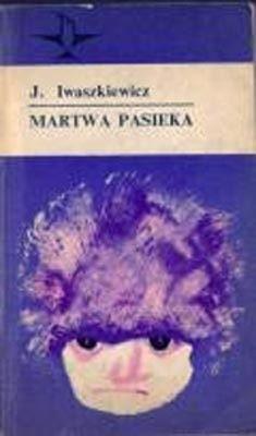 Okładka książki Martwa Pasieka